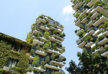 Bosco Verticale di Milano, da una brillante idea dell'architetto italiano Stefano Boeri