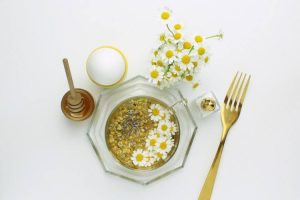 Camomilla, coltivazione produzione RB Plant Albenga, e uso in cucina